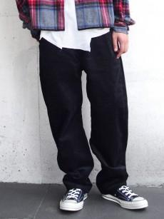 JieDa // BAGGY CORDUROY PANTS