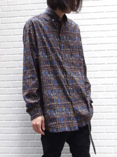 Iroquois // TRUE FAITH CHECK B.D SHIRT