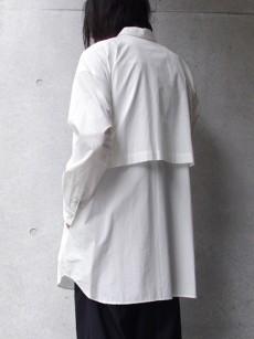 Dulcamara // トレンチシャツ-W