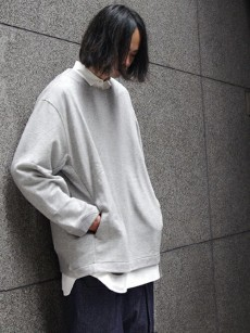 VOAAOV // L/S SWEAT