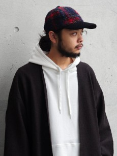 SOE // Shaggy Check Cap