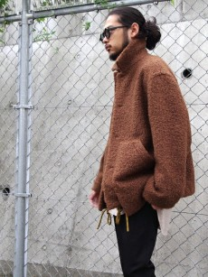 SOE // Poodle Jacket with Parachute Cord