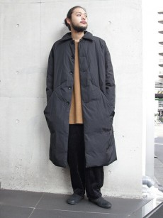 VOAAOV // long down coat