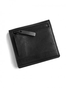 PATRICK STEPHAN // Leather minimal wallet
