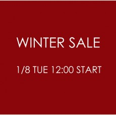 WINTER SALEのご案内