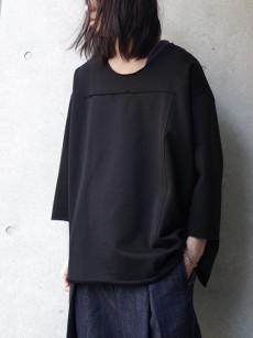 my beautiful landlet // supima cotton 3/4 sweat