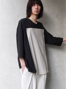 my beautiful landlet // 3/4 sleeve Pullover shirts