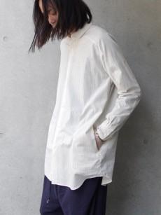 Dulcamara // ヨークスリーブシャツ-S