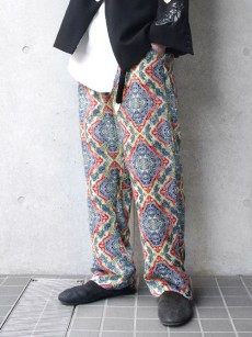 BED J.W. FORD // Wide pants