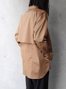 Dulcamara // トレンチシャツ-C