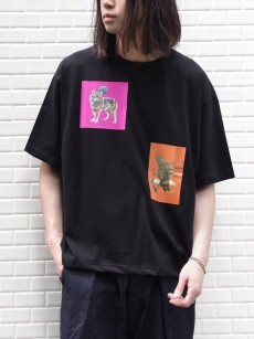 JieDa // ANIMAL T-SHIRT