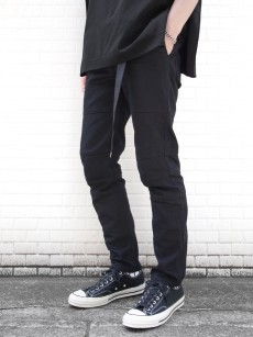 ALMOSTBLACK // FORM DENIM PANTS