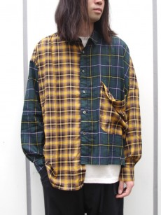 JieDa // ASMMETRY L/S SHIRT