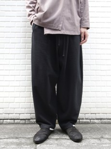 my beautiful landlet // vintage sweat wide easy pants