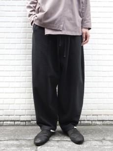 my beautiful landlet // vintage sweat wide easy pants