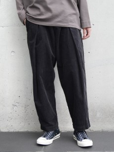 RELAXFIT // WRAP EASY CORDUROY PANTS