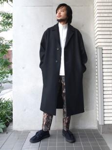 soe // Belted Wool Coat