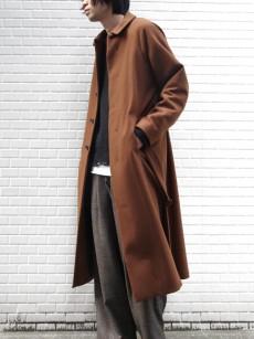 JUHA // MAXI SLIT BELTED COAT