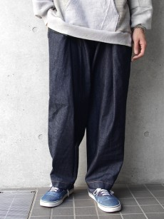 RELAXFIT // WRAP EASY DENIM 再入荷しました