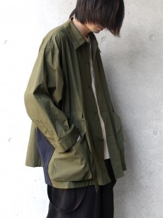 my beautiful landlet // ripstop wide jacket