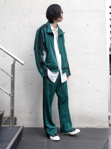 my beautiful landlet // remake jersey blouson / pants