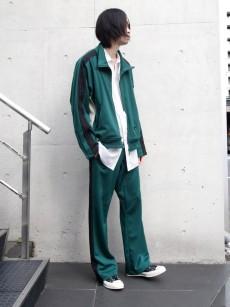 my beautiful landlet // remake jersey blouson / pants