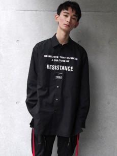 wizzard // RESISTANCE SHIRT