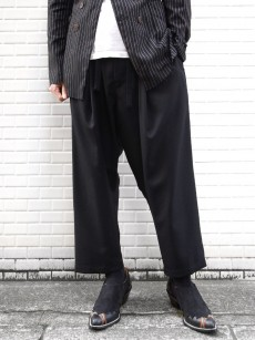 BED j.w. FORD // Wool Easy Pants
