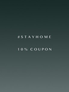 #STAYHOME 10% COUPON