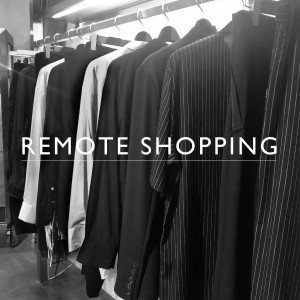 Remote Shopping スタートします