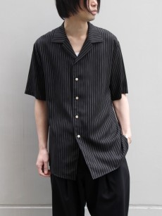 BED j.w. FORD // Stripe Half Sleeve Shirt