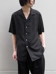 BED j.w. FORD // Stripe Half Sleeve Shirt