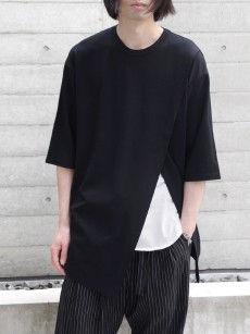 JUHA // WRAP OVER TEE