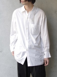 BED j.w. FORD // Cotton Silk Dog Ear Shirt
