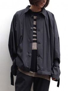 my beautiful landlet // typewriter shirt blouson