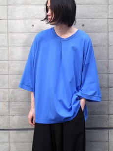 my beautiful landlet // cotton BIG T-shirt