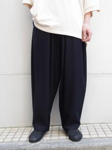 my beautiful landlet // cotton nylon wide easy pants