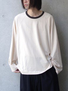 my beautiful landlet // cotton ringer L/S tee