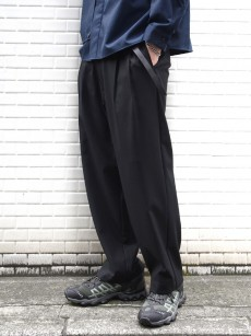 VOAAOV // washable wool wide pants