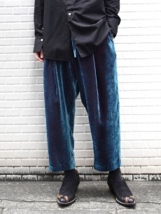 BED J.W. FORD // Velvet Cropped Pants