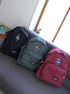 先行予約受付中 AlexanderLeeChang × EASTPAK // INDIAN NYANCO DAY PACK