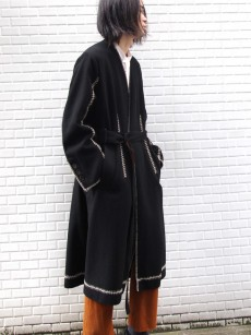 BED J.W. FORD // Hand Stitched Gawn Coat