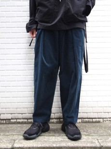 RELAXFIT // WRAP EASY CORDUROY PANTS