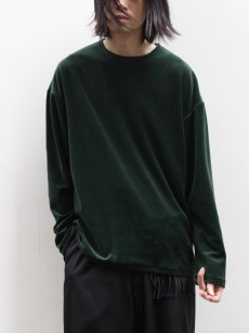 JUHA // VELOUR OVER L/S