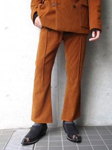 BED J.W. FORD // Corduroy Flare Pants