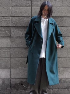 JUHA // BELTED OVER COAT