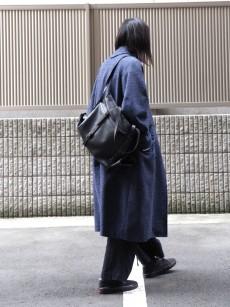 PATRICK STEPHAN // Leather bag 'atelier'