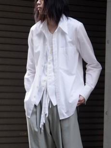 BED J.W. FORD // Inner vest blouse