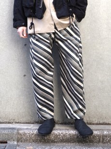 MASU // VASE PATTERN WORK PANTS