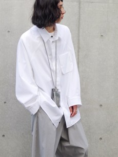 my beautiful landlet // TECHNO BIG SHIRT